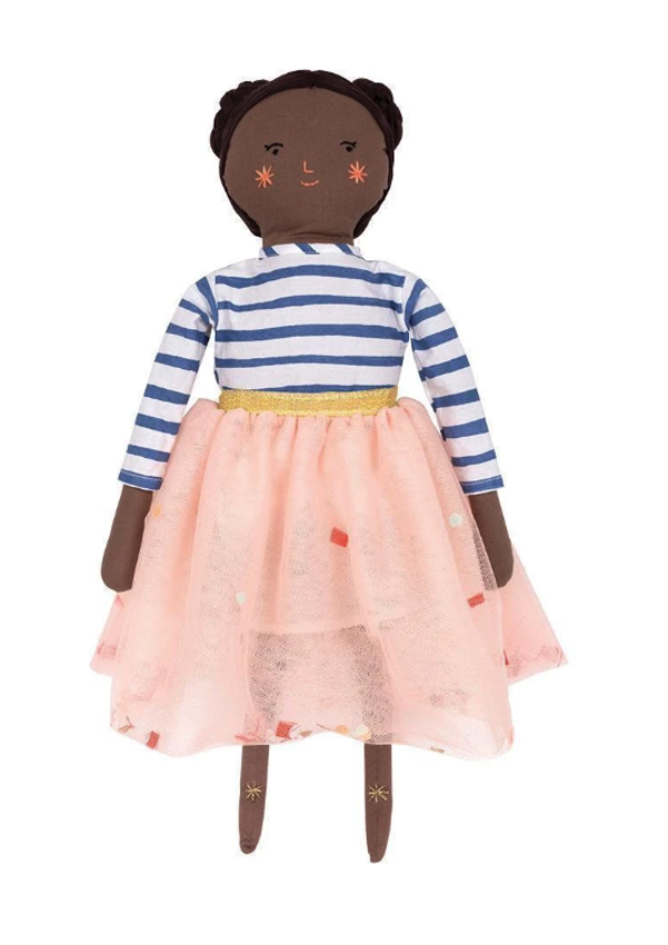 Meri Meri Dress up doll Stoffpuppe Ruby