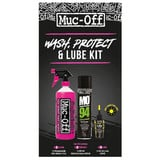 Muc-Off Wash, Protection and Lube Kit