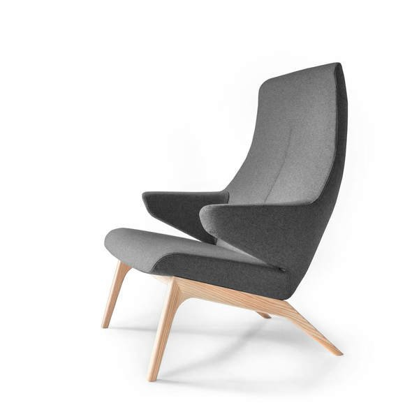 Skandinavische sofas sessel im retro stil - Sessel skandinavisch ...