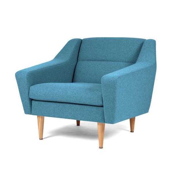 sessel cosmo im retro look nordisches design. Black Bedroom Furniture Sets. Home Design Ideas