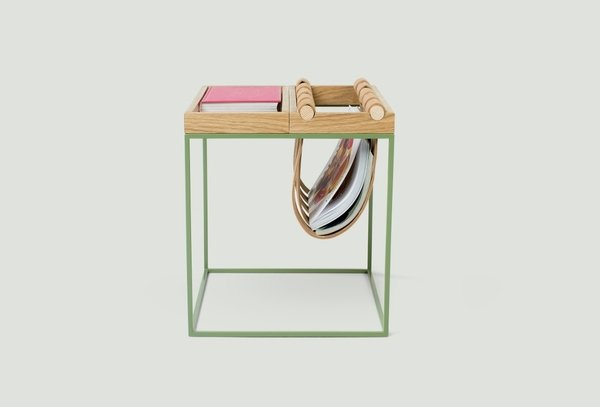 Couchtisch Readers Side Table von Warm North