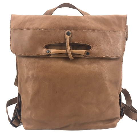 Aunts & Uncles Mrs Apple Strudel Rucksack/ Tasche Caramel Cognac