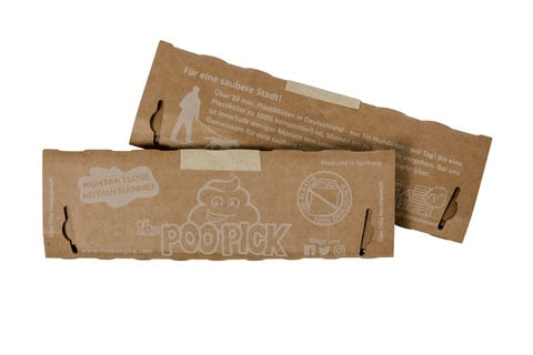 PooPick XL  + Probier-Set