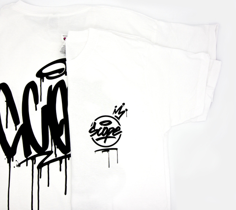 Scope Tagstyle Shirt Print Simple Graffiti Shop Österreich