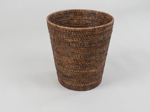 BASKET DECOR WALTHER PK dunkel