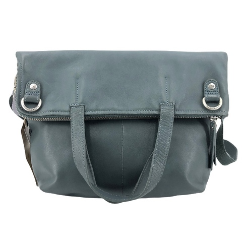 Aunts & Uncles Grapefruit Handtasche seagreen petrolblau