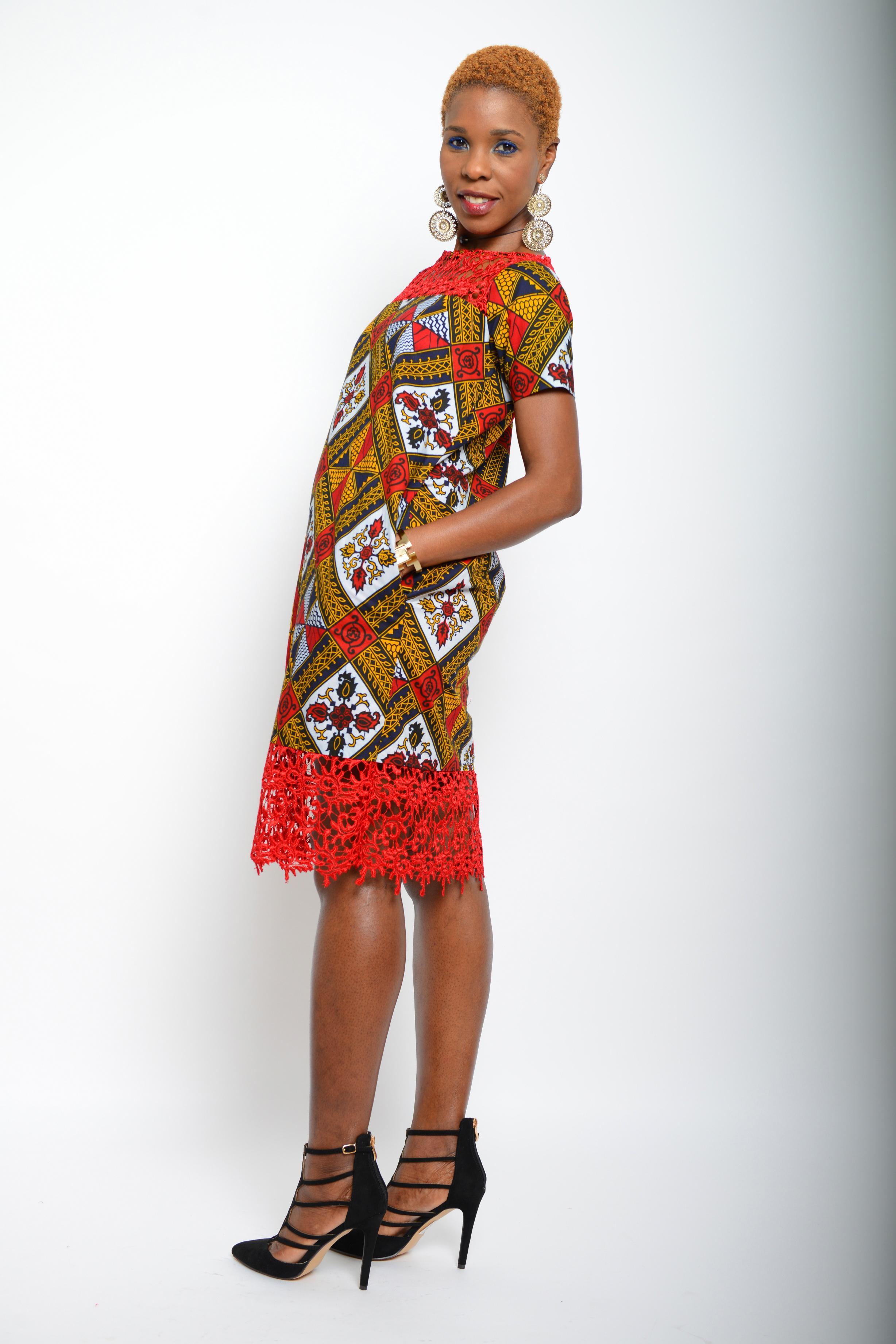 Afrikanische Mode - Kleider | Euge-W Styliste Modeliste