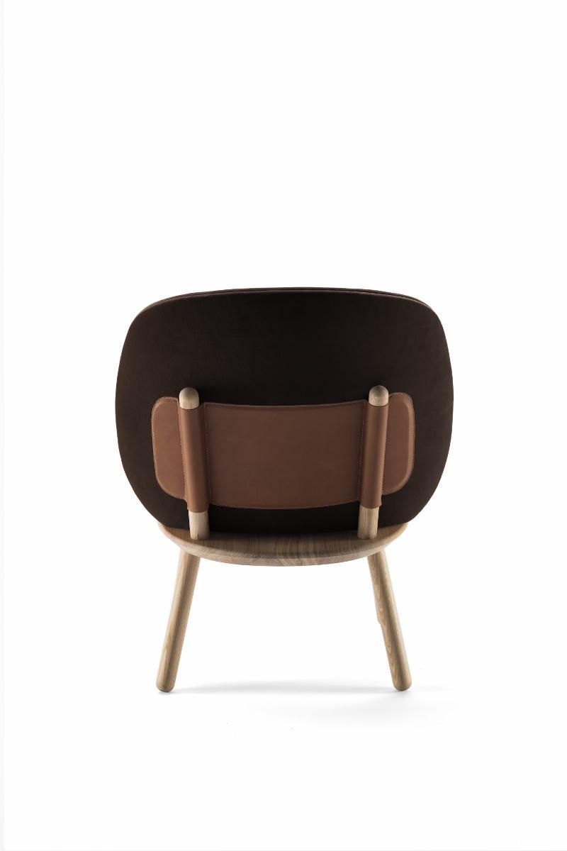 Design Lounge Sessel Von Emko Mobel Braun