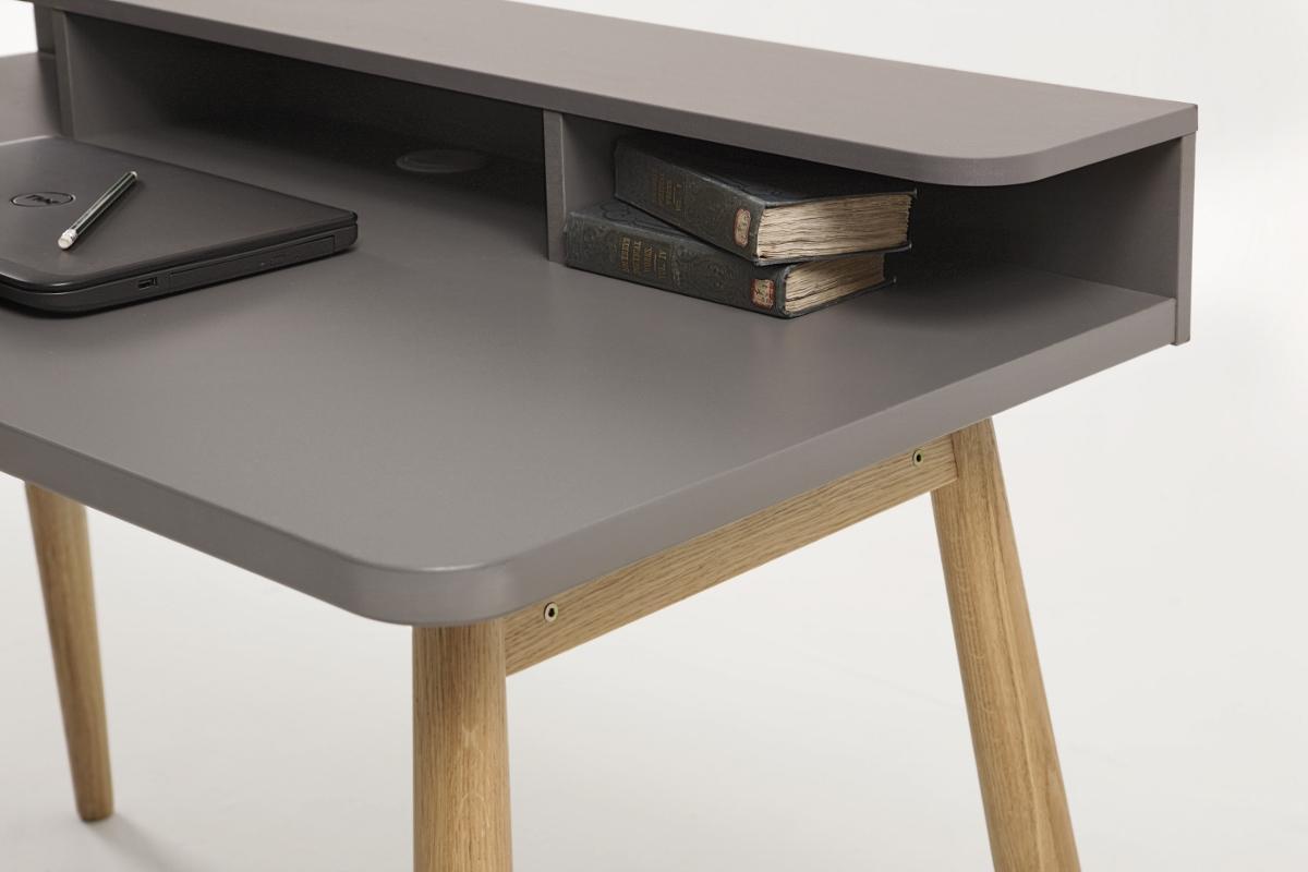 Designer schreibtisch farsta woodman for Schreibtisch designer