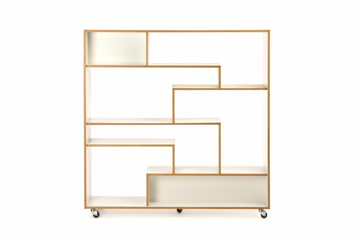 Amüsant Raumteiler Regal Galerie Von Weiß Design