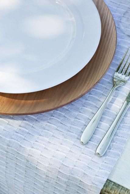 tischdecken aus leinen baumwolle in grau 140x250. Black Bedroom Furniture Sets. Home Design Ideas