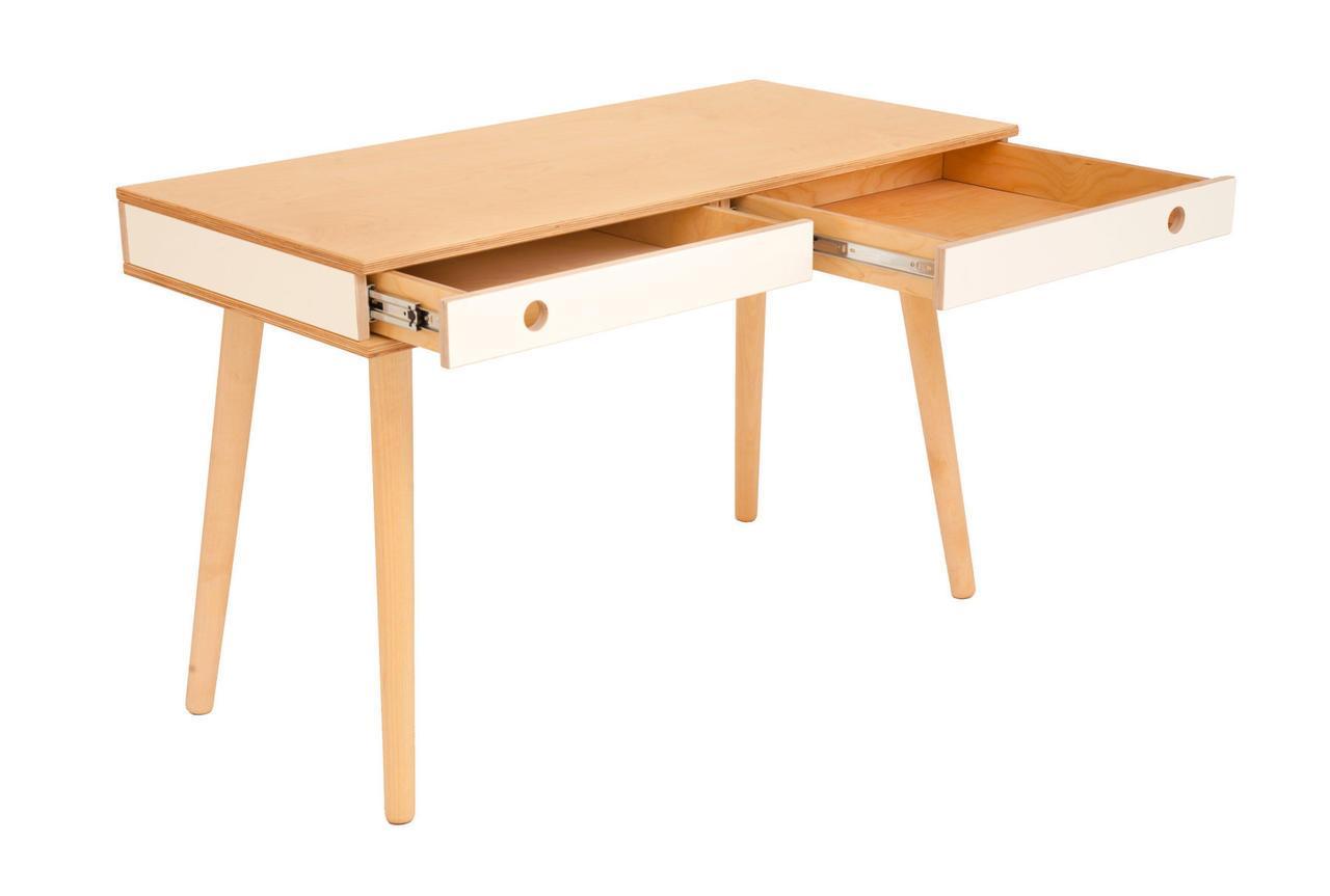Schreibtisch b rotisch aus holz skandinavisches design for Schreibtisch skandinavisch