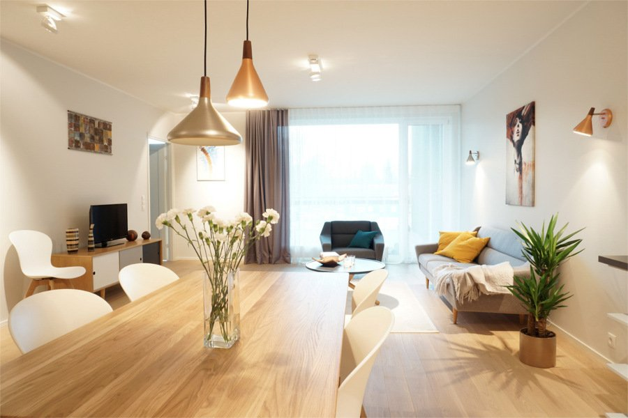 Wohnideen Skandi-Look - Baltic Design Blog